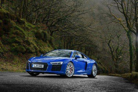 熱血後驅版Audi R8 RWS超跑限量於英國上市