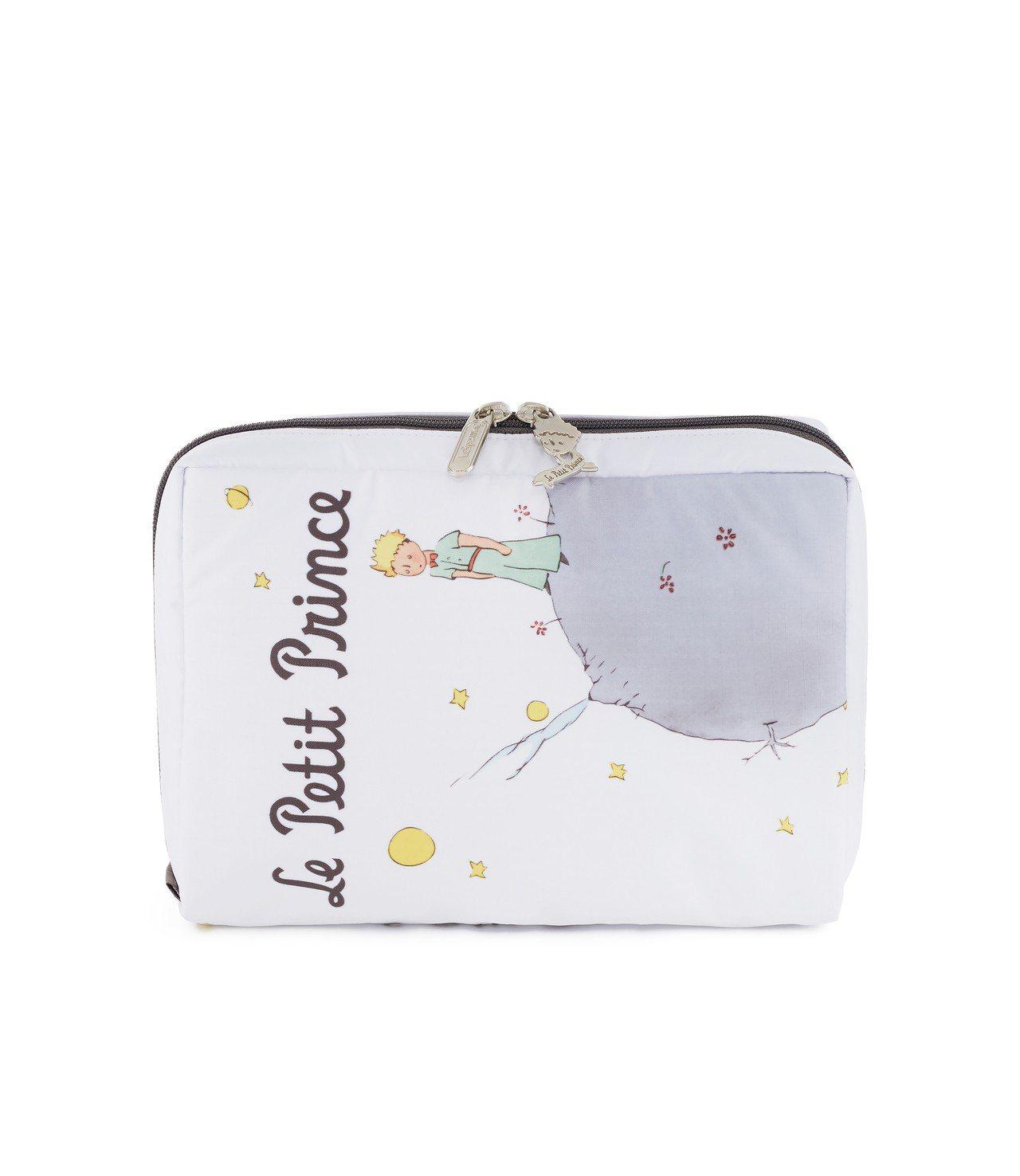 小王子故事書手拿包,2,850元。圖/LeSportsac提供