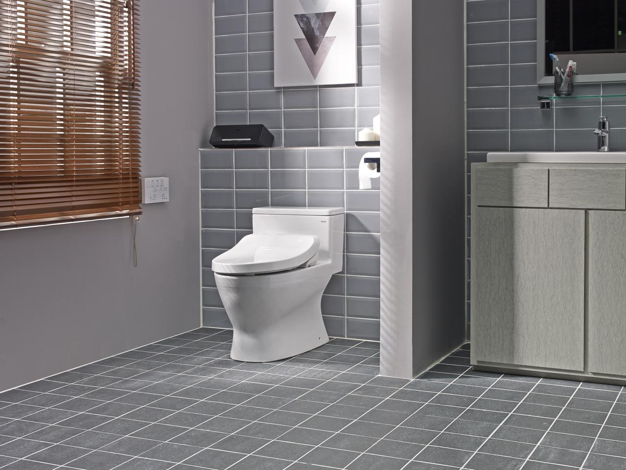 TOTO WASHLET溫水洗淨便座提供多種款式供消費者選擇,將於4月1日起推出...