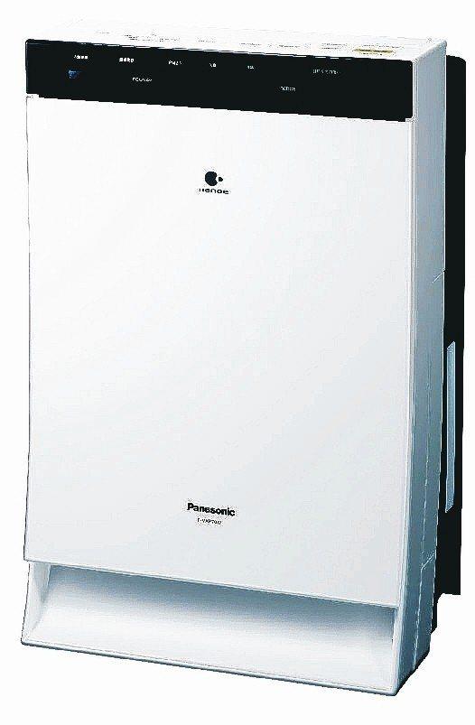 Panasonic空氣清淨機獨家底部加大淨氣口,能大範圍吸淨地面以上30公分的有...