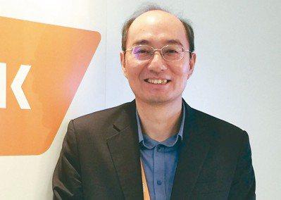 聯發科總經理陳冠州表示,掌握好後4G和5G布局是首要任務。 謝佳雯/攝影
