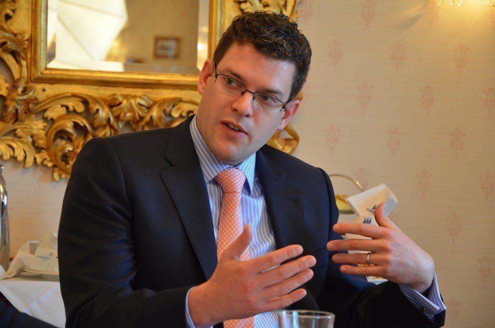 麥可•哈森泰博指出,目前在拉丁美洲看到較多投資機會。 (富蘭克林提供)