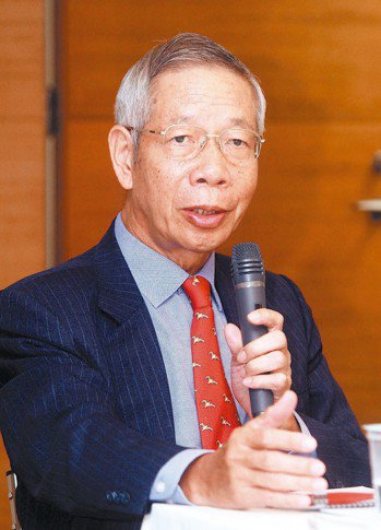 台積電副董事長暨創意董事長曾繁城。