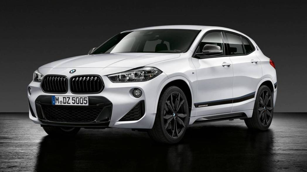 BMW X2 M Performance。 摘自BMW