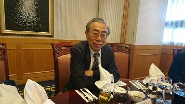 台塑集團總裁王文淵感嘆「我們很想在台灣投資,是台灣環境沒辦法讓我們投資。」 報系...