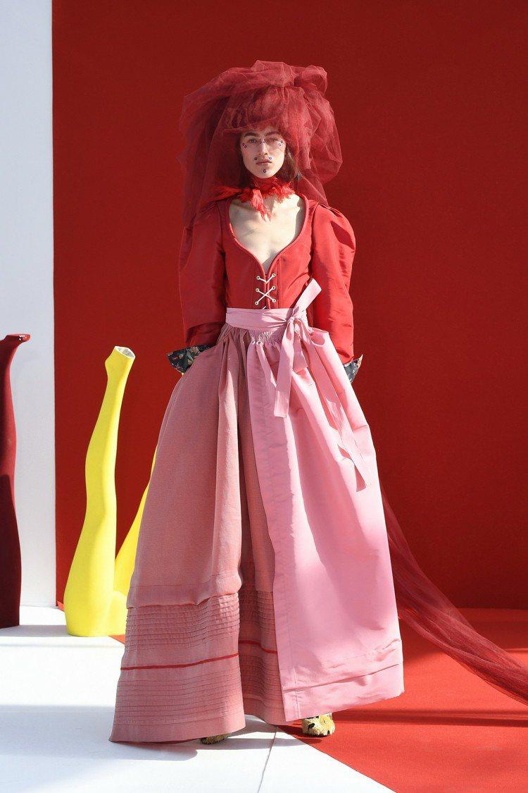 Andreas Kronthaler 透過設計向老婆 Vivienne West...