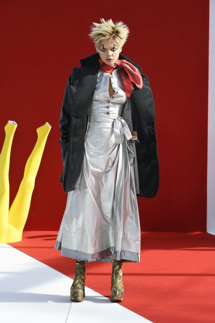 Andreas Kronthaler for Vivienne Westwood...