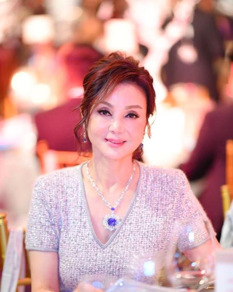 謝玲玲經常在IG貼出最新照片。圖/摘自IG