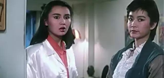 林青霞與張曼玉首度合作「警察故事」,就被傳不和。圖/擷自YouTube