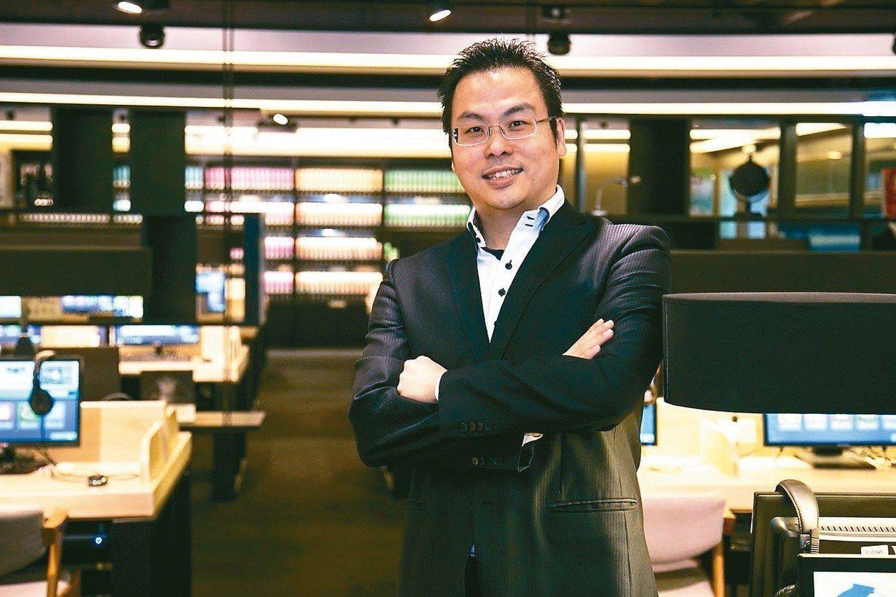 三貝德董事長史勇信。 圖/聯合報系資料照片