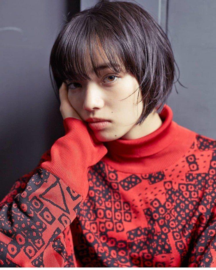 小松菜奈。圖/擷自instagram