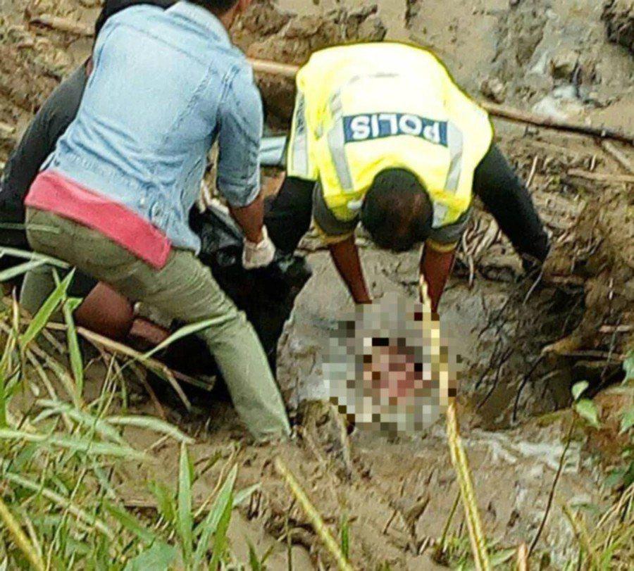 馬來西亞發生離奇命案,一顆女子頭顱在河岸上被發現,身分待確認。 圖擷自NEW S...