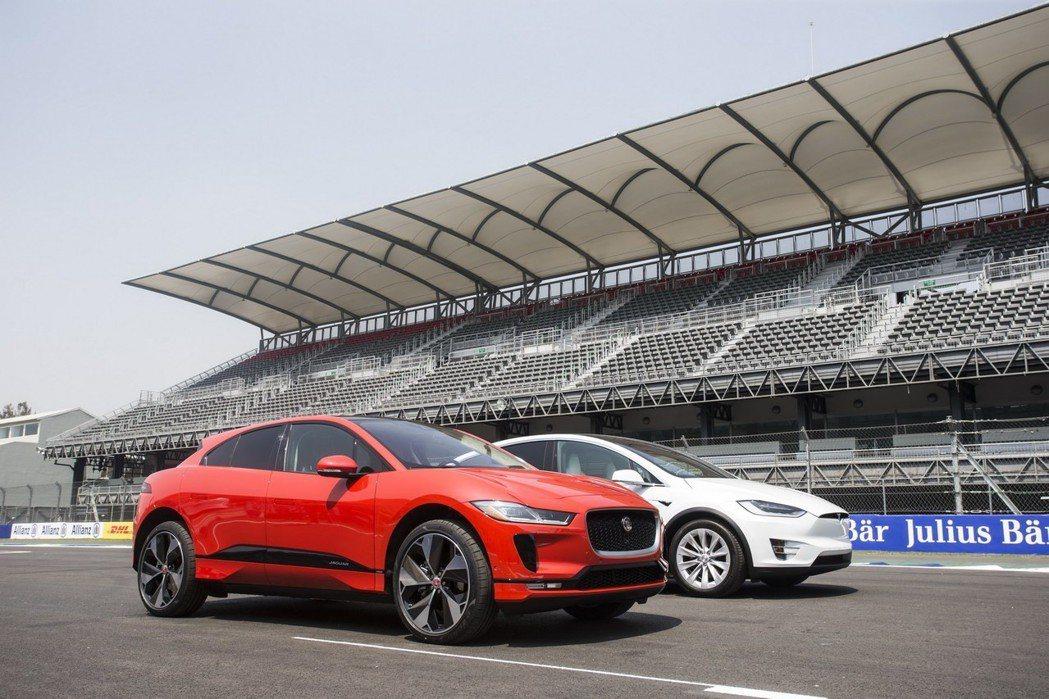 Jaguar I-Pace的誕生,會不會對Tesla Model X造成威脅? ...