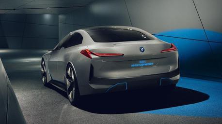 品牌第五款純電車型 全新BMW i4確定2021年問世