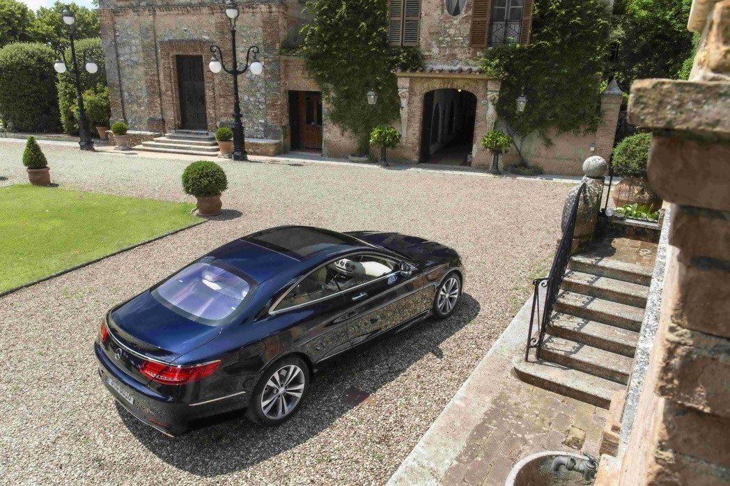 2014年,代號 C217的S-Class Coupe車型正式在台銷售後,以前所...