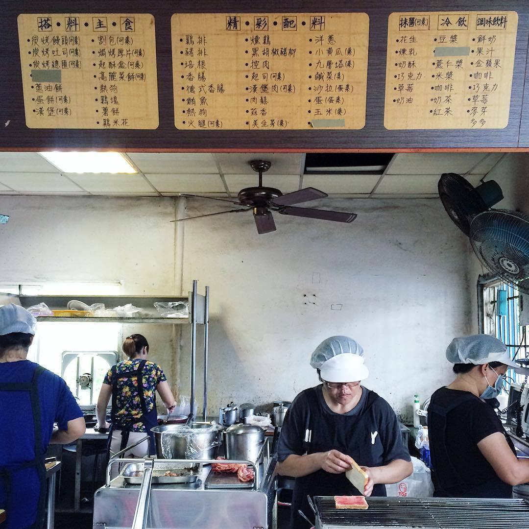 ▲小琉球四兩早餐店。(圖/攝影者:whywhymu,Instagram)