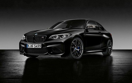 BMW M2 Black Shadow Edition特仕車即將開賣