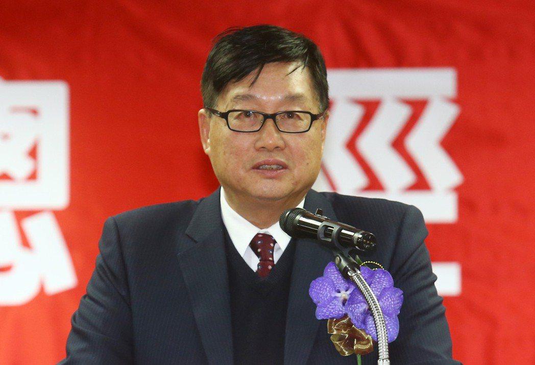 兆豐銀行總經理蔡永義。本報資料照片