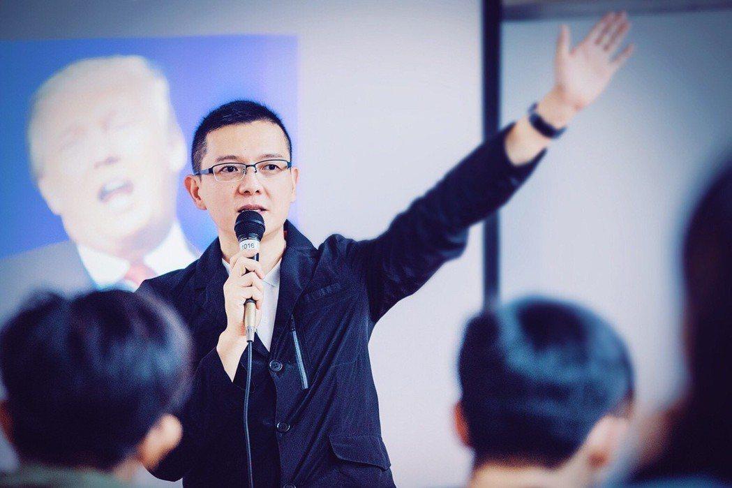 國民黨前立委孫大千。 圖/孫大千提供