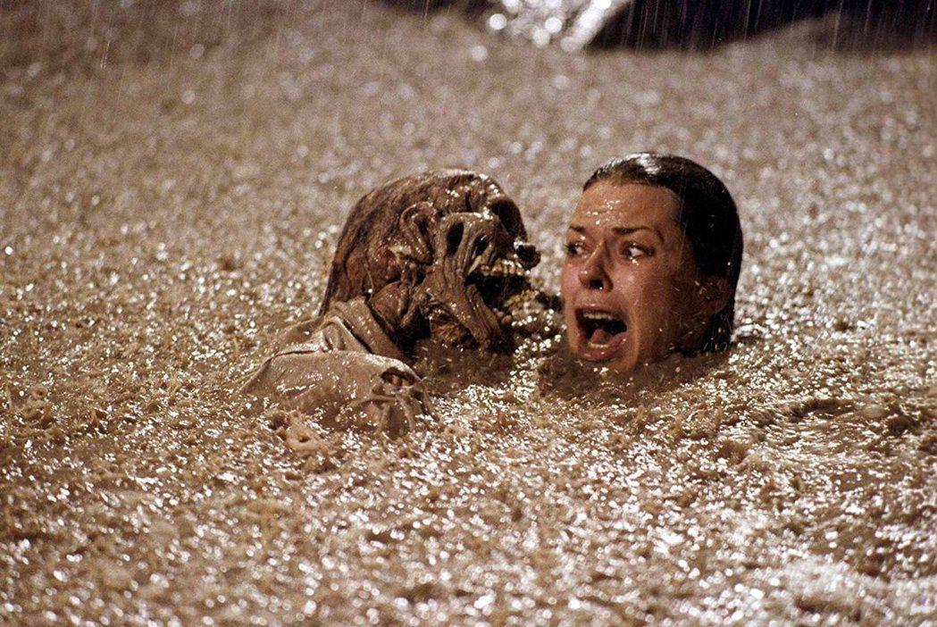 「鬼哭神號」被譽為史上最嚇人的電影之一。圖/摘自imdb