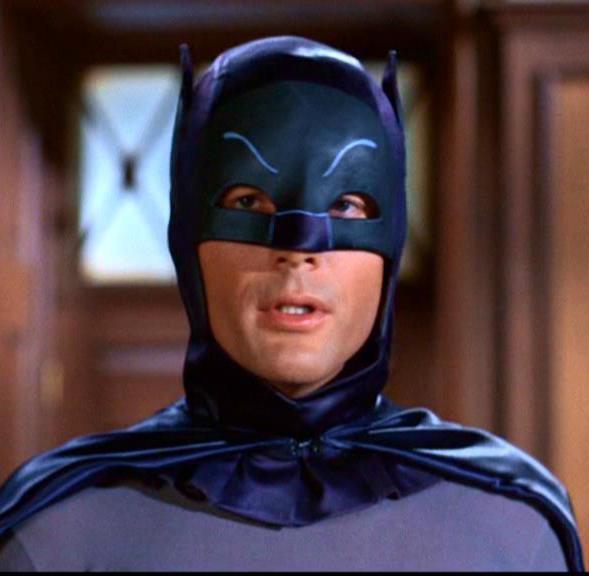 亞當魏斯特是廣大影迷心目中的經典蝙蝠俠。圖/摘自imdb