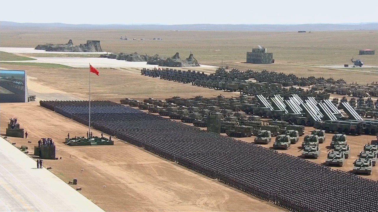 大陸國防支出預算超過5兆台幣,國防部將會持續發展不對稱戰力因應。資料照片。