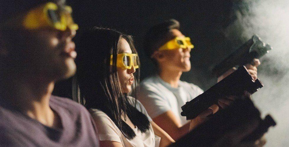 融合了最新科技的「7D動畫影院」。圖/馬來西亞觀光局提供