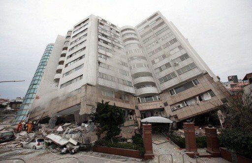 政府如不改變態度找出致災原因,下次地震後仍會出現災情。 圖/聯合報系資料照片