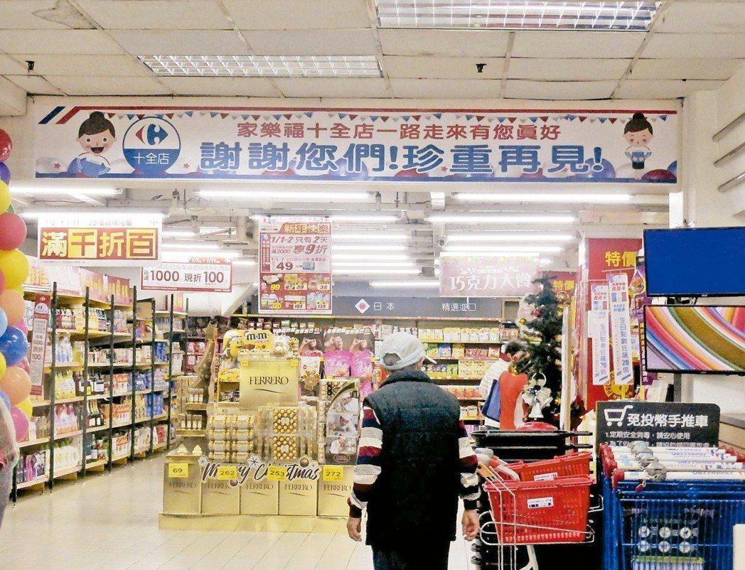 為了衝高非周末營業額,各大量販店在周一至周五間都有許多刷卡點數優惠。 報系資料照