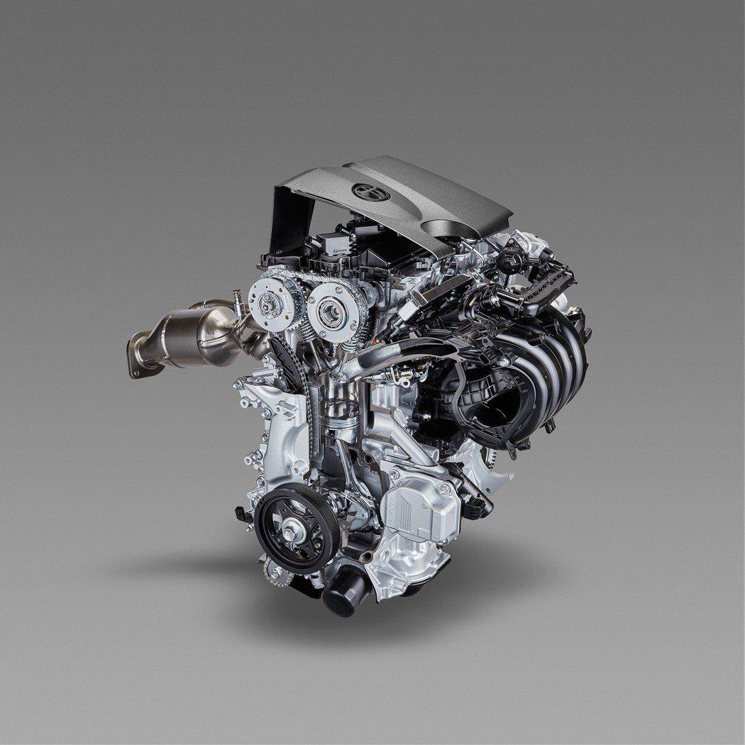 全新Toyota Auris高階車型將採用集團全新的THS II Hybrid油電系統。 摘自Toyota