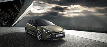 眾望所盼的五門神車 新世代Toyota Auris日內瓦亮相