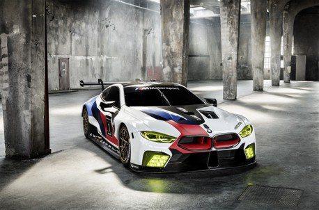 BMW M8間諜影片曝光!操控與聲浪夠熱血嗎?