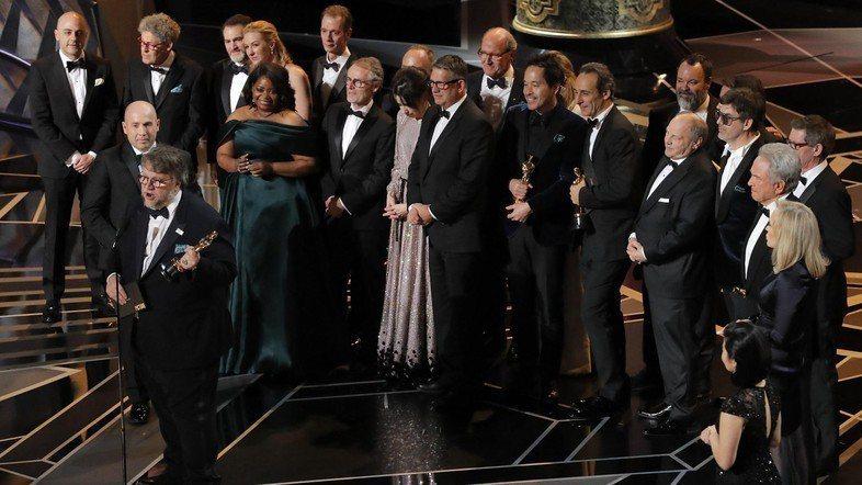 本屆奧斯卡金像獎頒獎典禮的收視,寫下史上最差的慘烈數字。圖/路透資料照片
