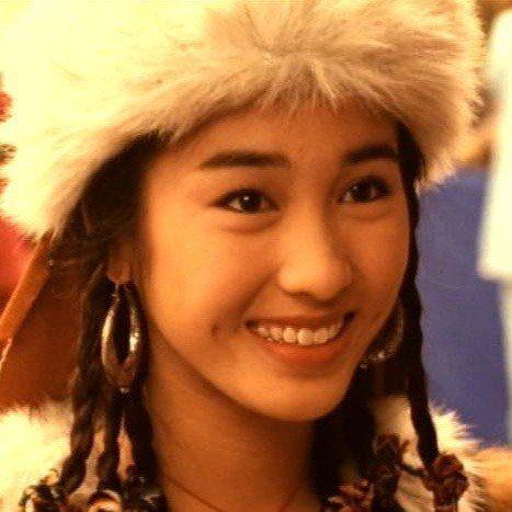 黎姿的扮相宜古宜今,因為港劇「倚天屠龍記」被讚為「最美趙敏」。圖/摘自HKMDB