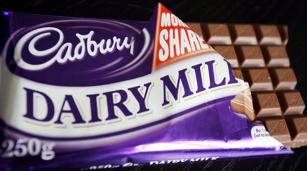 網路新聞報導,英國老牌糖果製造商吉百利停產巧克力,事後證實為誤傳。歐新社