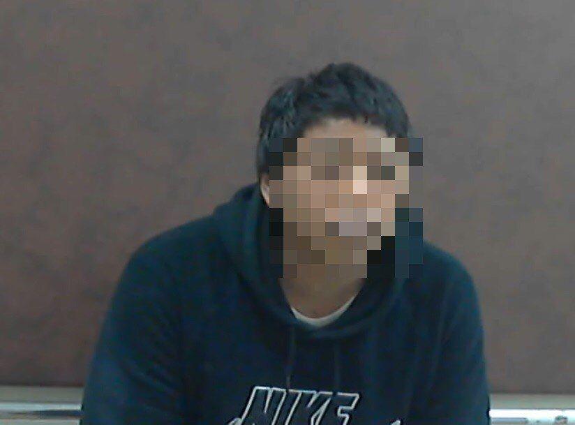 男子涉嫌行竊被逮,供稱在監獄學的技巧。記者游振昇/翻攝