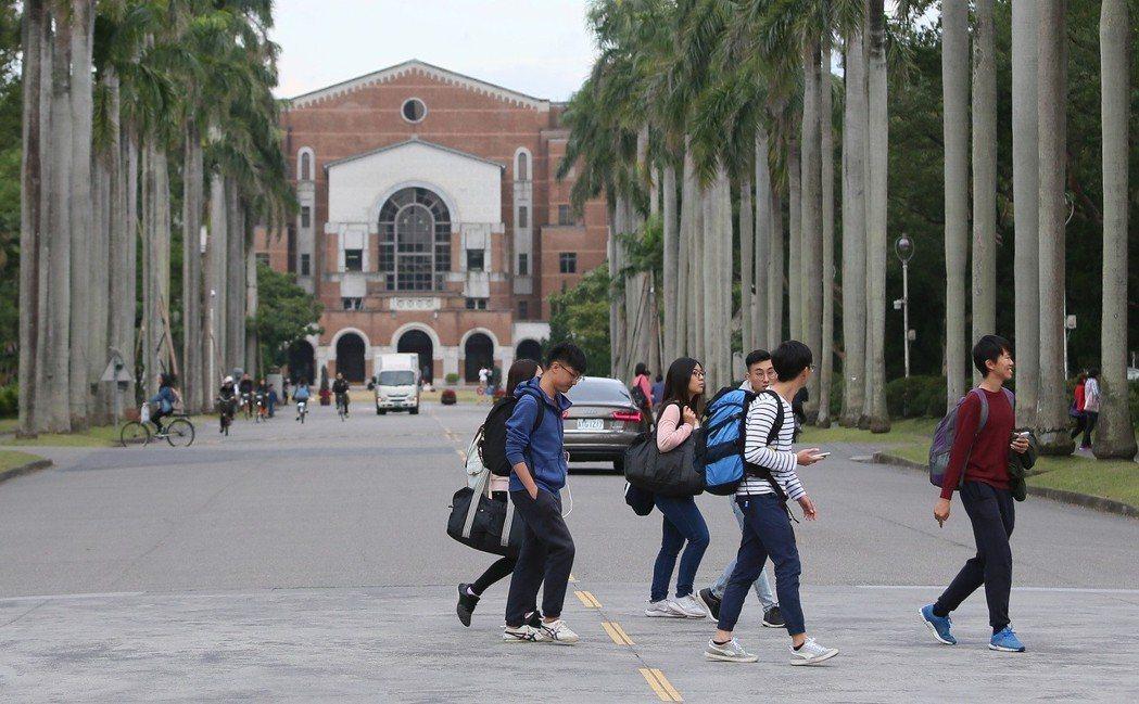 大學生論壇《嘰咕Park》流行「不要念XX大學的理由」系列文章,台大生也說出不要...