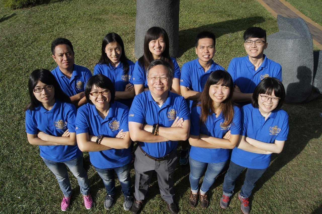 中興大學「農獲新生」團隊開發微奈米植物保護製劑,參與教育部大專畢業生創業服務計畫...