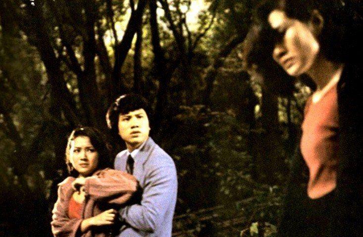 趙雅芝與萬梓良合作的「瘋劫」,是香港電影新浪潮經典之作。圖/摘自HKMDB
