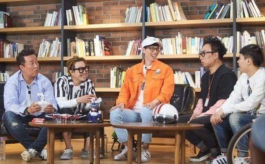 南韓節目「無限挑戰」在海內外擁有高人氣。圖/摘自news1