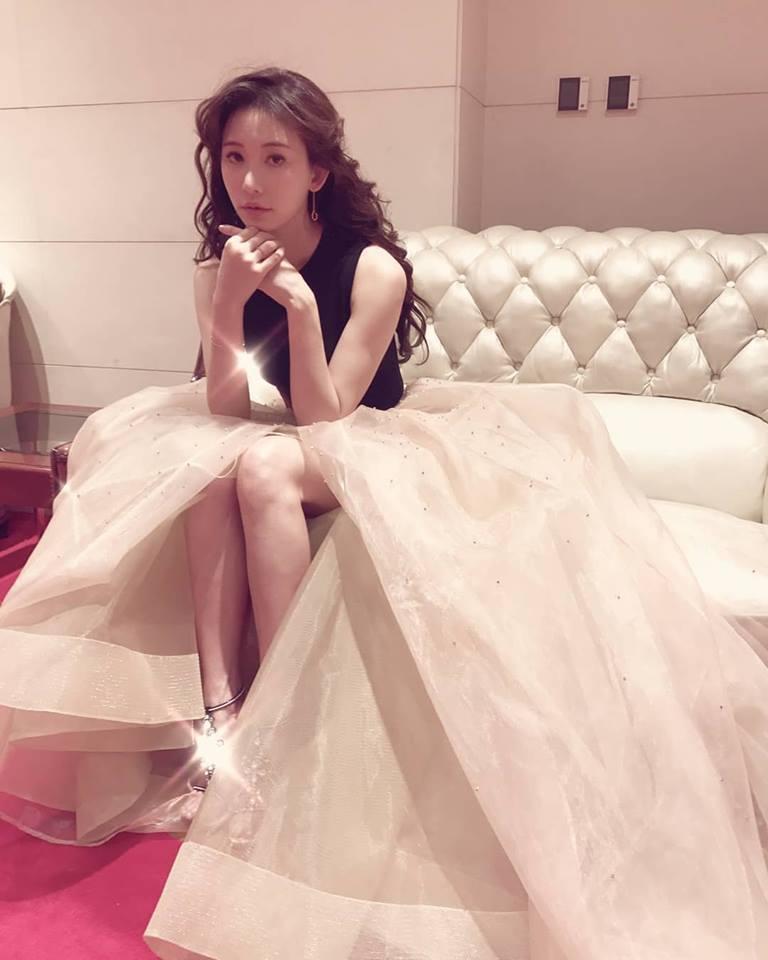 林志玲主動回應外界對她好「孕」到的揣測,向關心她的粉絲道歉。圖/摘自臉書