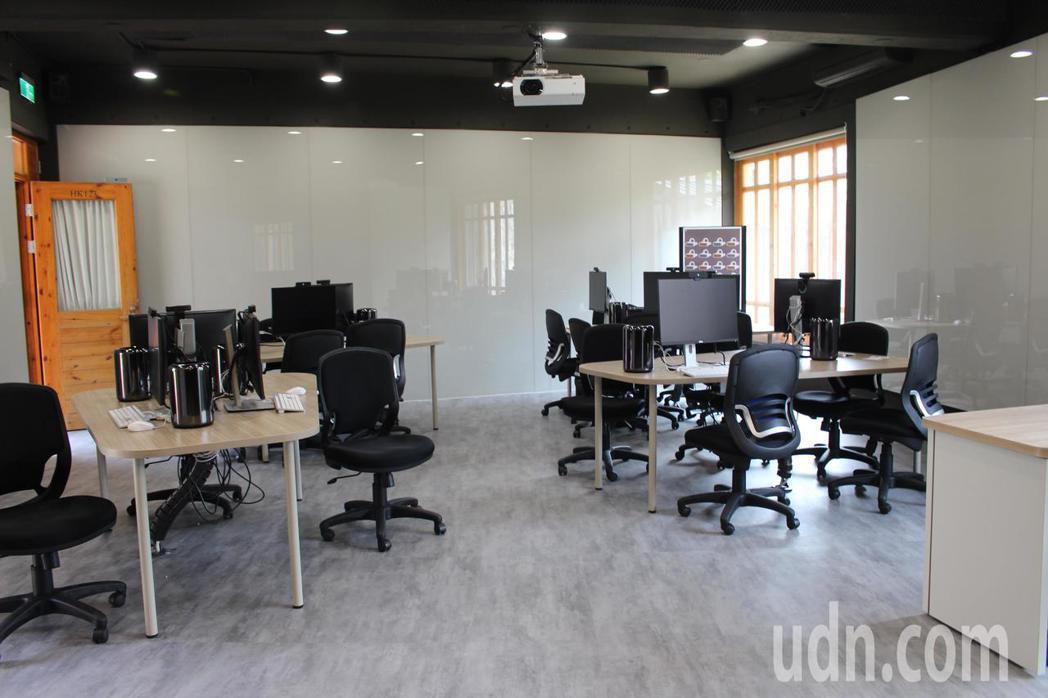 國立交通大學竹北六家校區增設實境創客空間(Reality Maker Space...