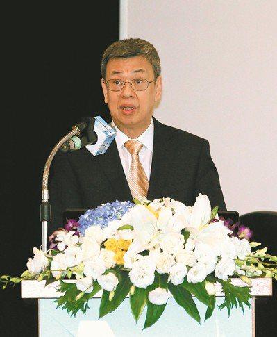 副總統陳建仁今天下午將邀請民進黨立委討論軍人年改法案。 本報資料照片