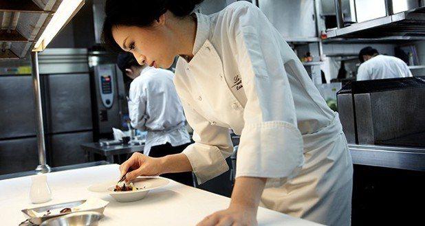 知名法式餐廳樂沐主廚陳嵐舒發表聲明,宣布餐廳在今年12月底結束營業。 圖/樂沐提...