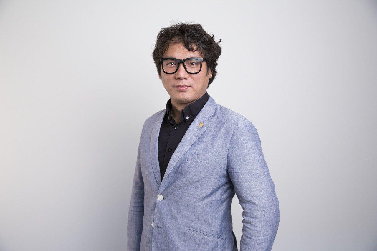 大江生醫董事長林詠翔。 大江/提供