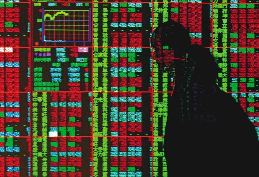 台股9日終場加權股價指數上漲41點,收在10864點,成交金額為1228億元。聯...