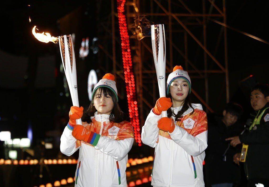冬季帕拉林匹克運動會主辦單位今天表示,南北韓選手明天開幕式將個別進場。 美聯社