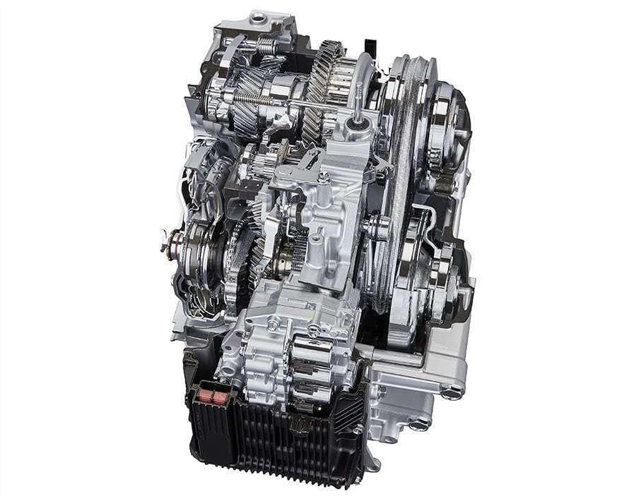 Toyota集團最新的Direct Shift CVT變速箱。 摘自Toyota