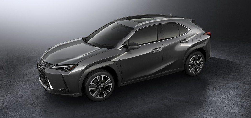 Lexus UX有望在今年年底引進國內市場。 摘自Lexus