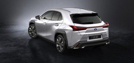 (影音) 跨界小休旅再添選擇 Lexus UX日內瓦正式發表